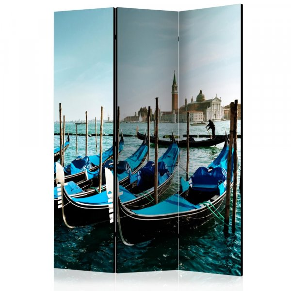 Paraván - Gondolas on the Grand Canal, Venice [Room Dividers]