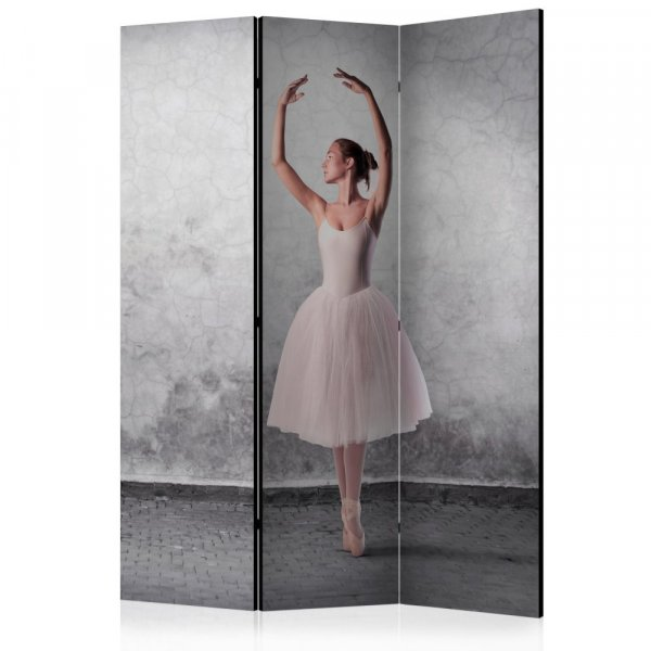 Paraván - Ballerina in Degas paintings style [Room Dividers]