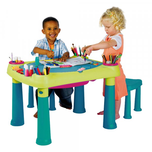 Dětský set CREATIVE PLAY TABLE