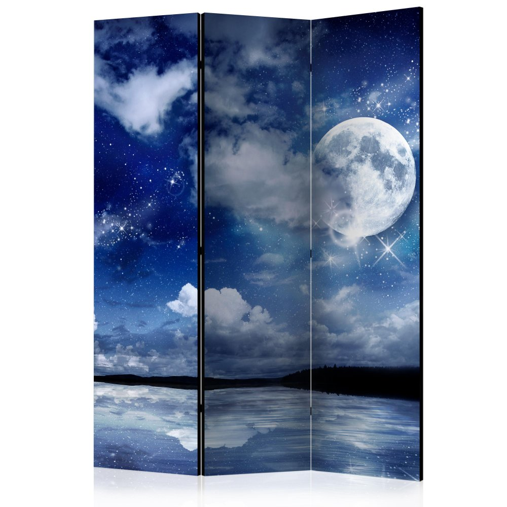 Paraván Magic Night Dekorhome 135x172 cm (3-dílný)
